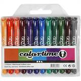 Colortime, 4,3 mm, 12 ass. suppl. farger