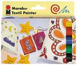 Marabu Textil Painter 2-4 mm Sett