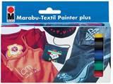 Marabu Textil Painter Plus Sett