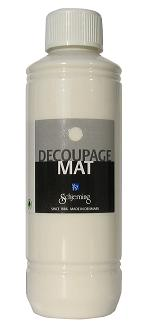 Decoupage lakk/lim, matt 250 ml