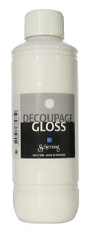 Decoupage lakk/lim, blank 250 ml